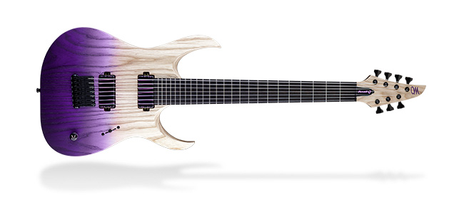 Mayones Guitars & Basses Signature Series