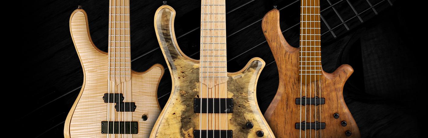 Discontiuned Mayones Bass Series & Models