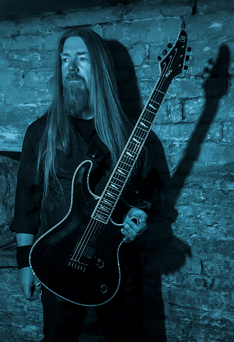<strong>My Dying Bride (UK)</strong><br />Andrew Craighan