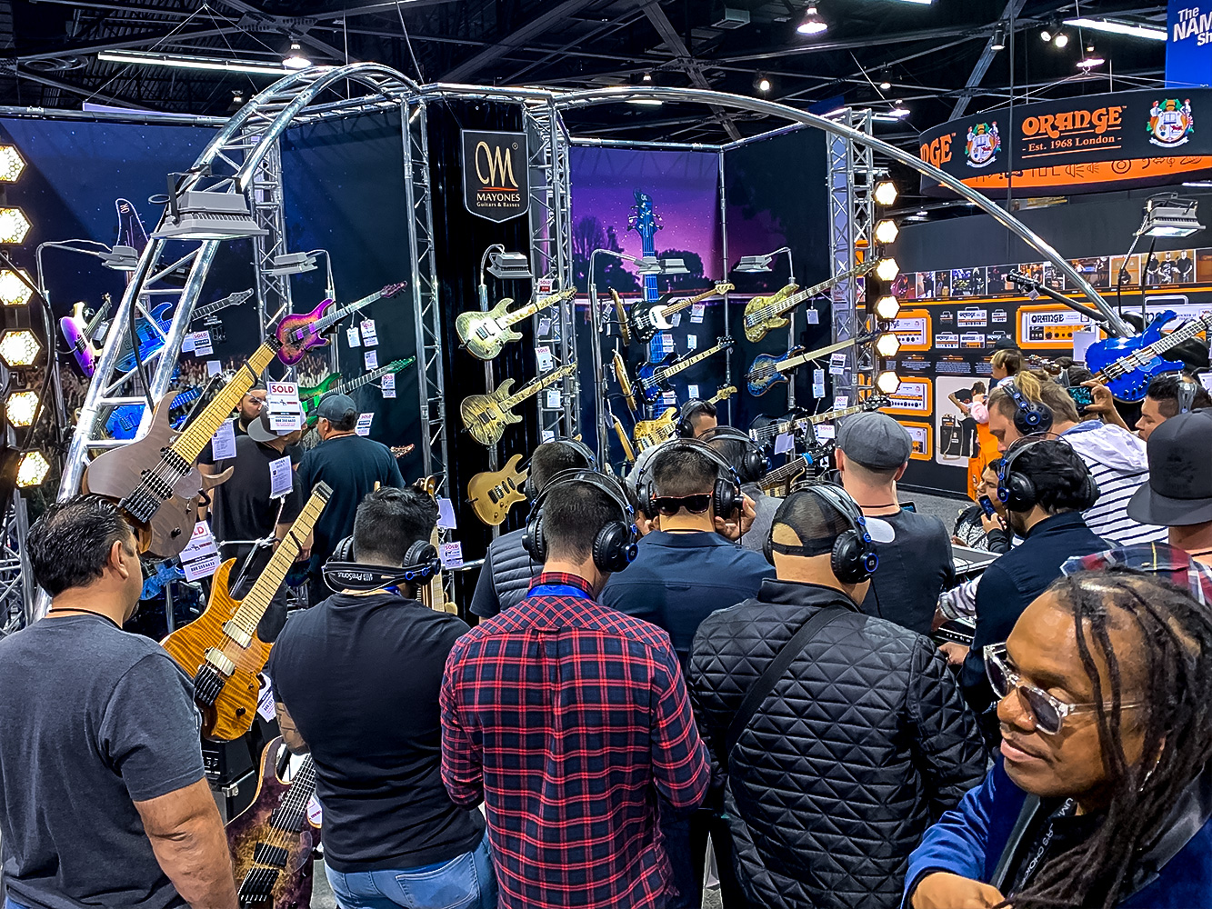 NAMM 2019 PHOTO REPORT