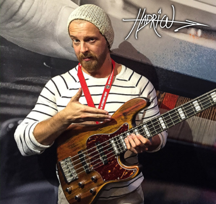 Hadrien Feraud Signature Jabba 5 bass