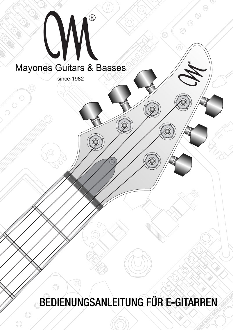 Guitar Manual - German