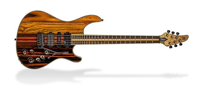 Custom Shop Mayones Guitars