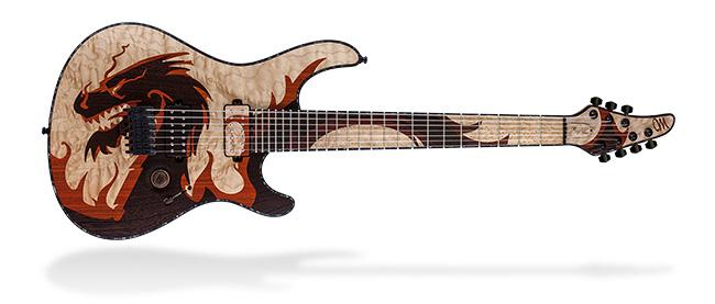35th Anniversary Guitars