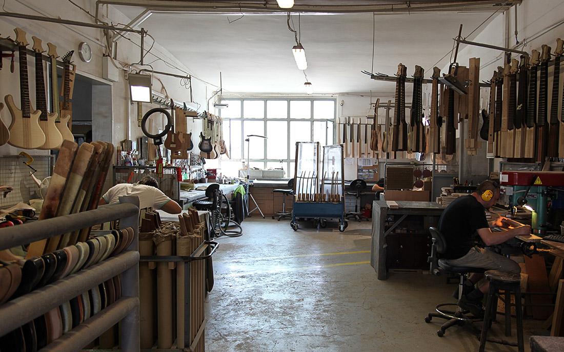 2014 - Dział Custom Shop