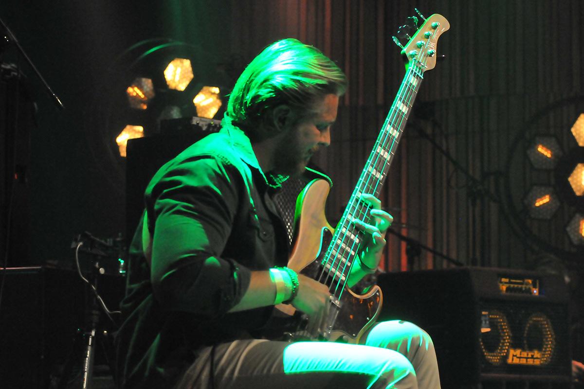 35-lecie firmy Mayones - Koncert Before - Hadrien Feraud