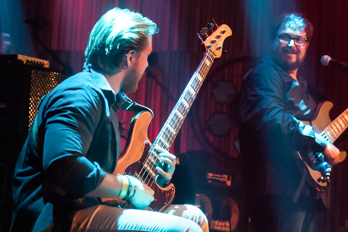 35-lecie firmy Mayones - Koncert Before - Hadrien Feraud oraz Federico Malaman