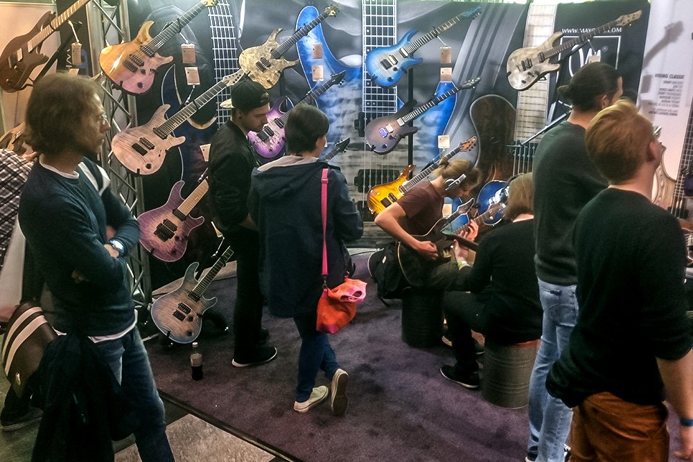 Guitar Summit 2017