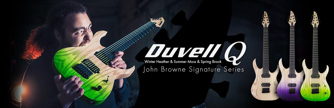 Duvell Q – New John Browne Signature Series
