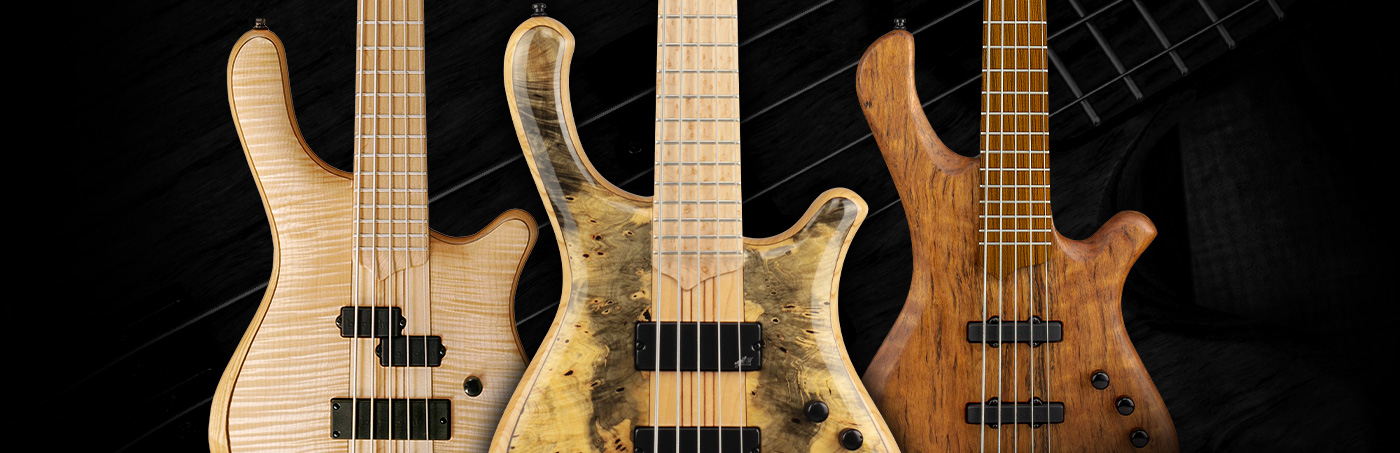 Discontiuned Mayones Bass Series & Models