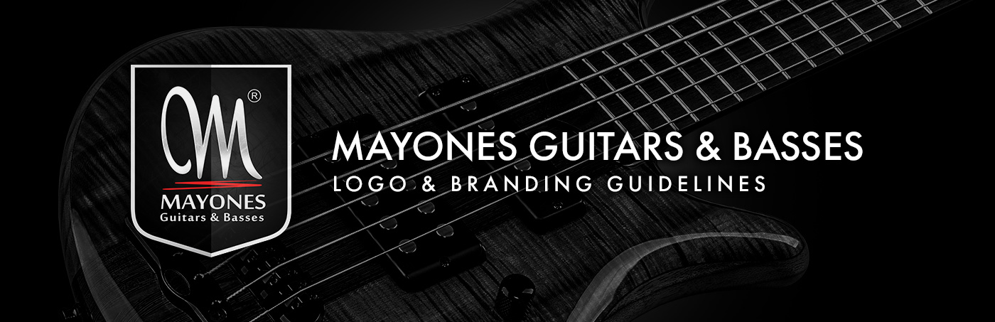 Mayones Guitars & Basses – Logo & Branding Guidelines